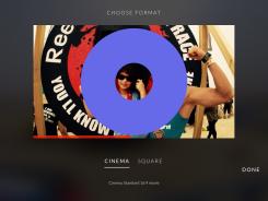 Cinema or square format?